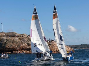 Le Berre obesegrad i Lysekil Women's Match