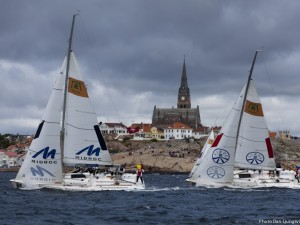 Ulrikkeholm extends her lead in Lysekil Women's Match – the Dane has just lost one single match