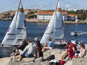 Sally Barkow will race in this years Lysekil Women's Match!