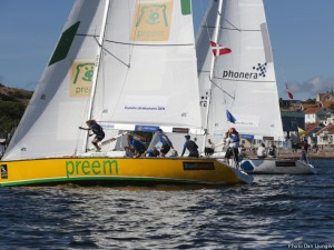 WIMR Series final event to be raced in Sweden next week