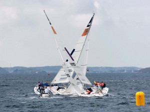 French Le Berre undefeated in Lysekil Women's Match