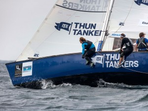 Thun Tankers main sponsor for Lysekil Women's Match – a sailing event that conforms with values and trademark