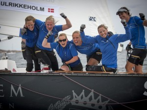 Ulrikkeholm's 4th title in Lysekil Women's Match