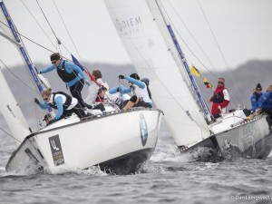 Roble & Sylvan looking strong in Lysekil
