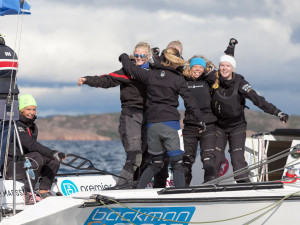Bergqvist the rookie sensationally beat World #1
