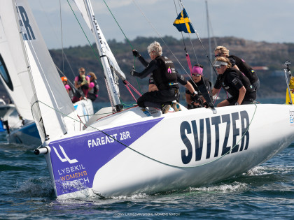 Finaldags i Lysekil Women's Match