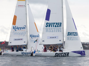 A slow start to racing in Lysekil