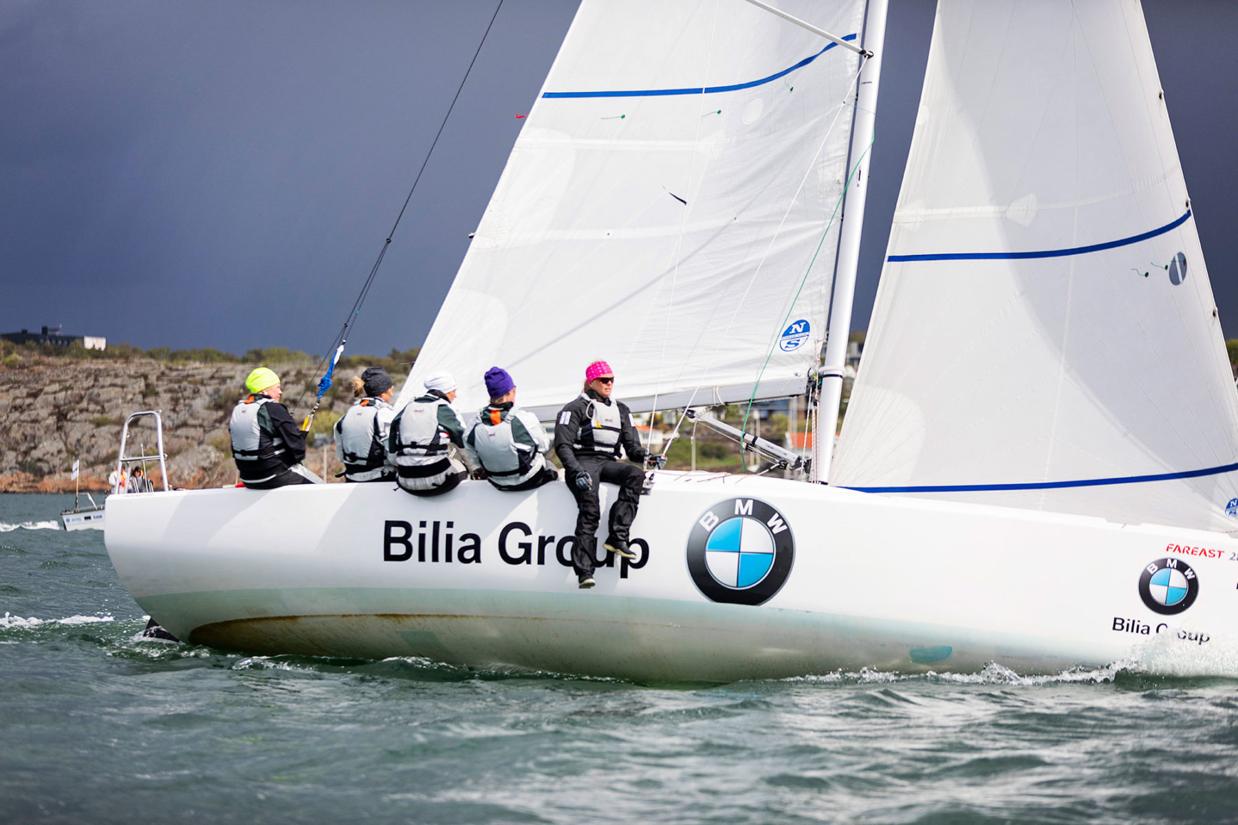 Leroy And Björling Duell Win Qualifier For World